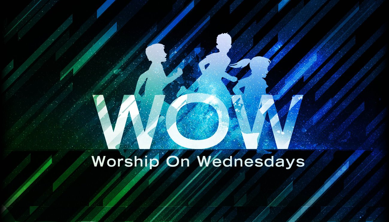 Worship on Wednesday Logo